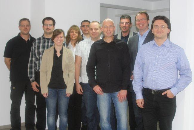 Team von WCOS